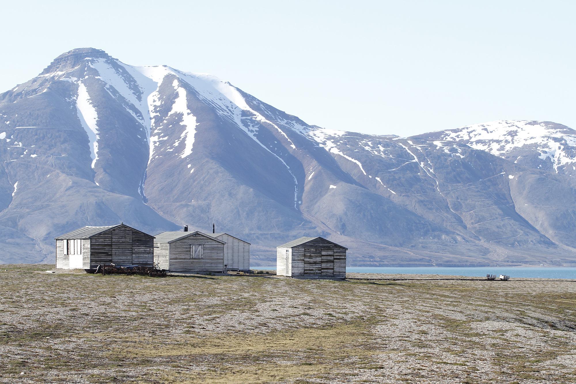 Brucebyen - Foto: Jannicke Høyem